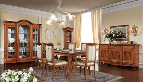 Выбираем итальянскую мебель для гостиной