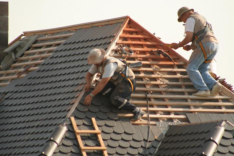 Покрытие крыш домов своими руками 57