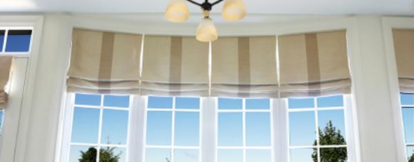 Выбираем рулонные шторы