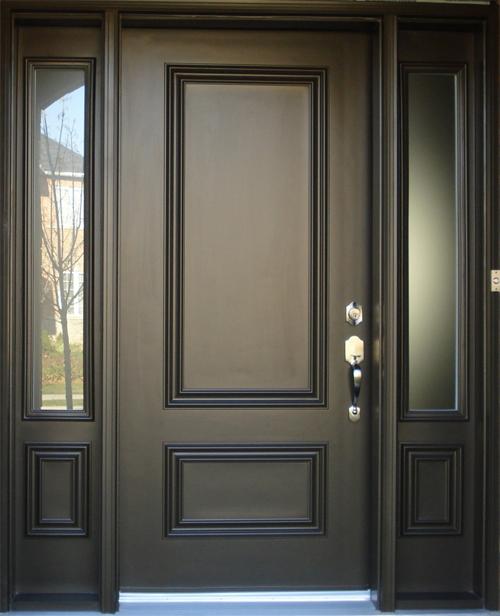 Особенности выбора и установки металлической двери