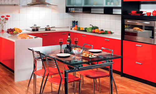 Перепланировка кухни