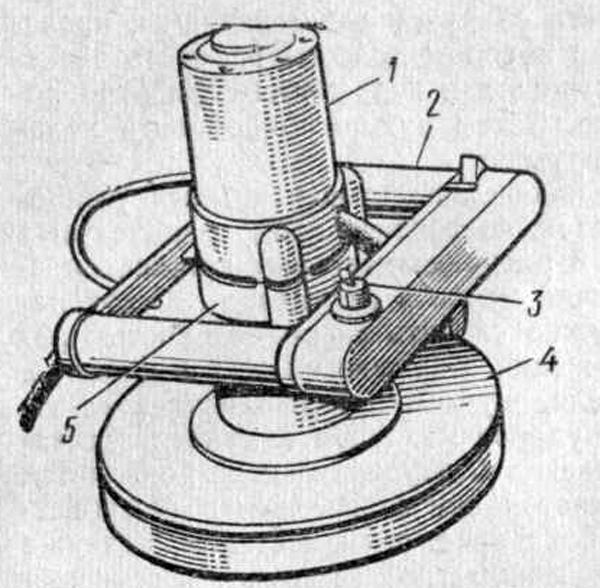 Правила очистки электрокраскопультов, растворонасосов и других механизмов после окончания работы