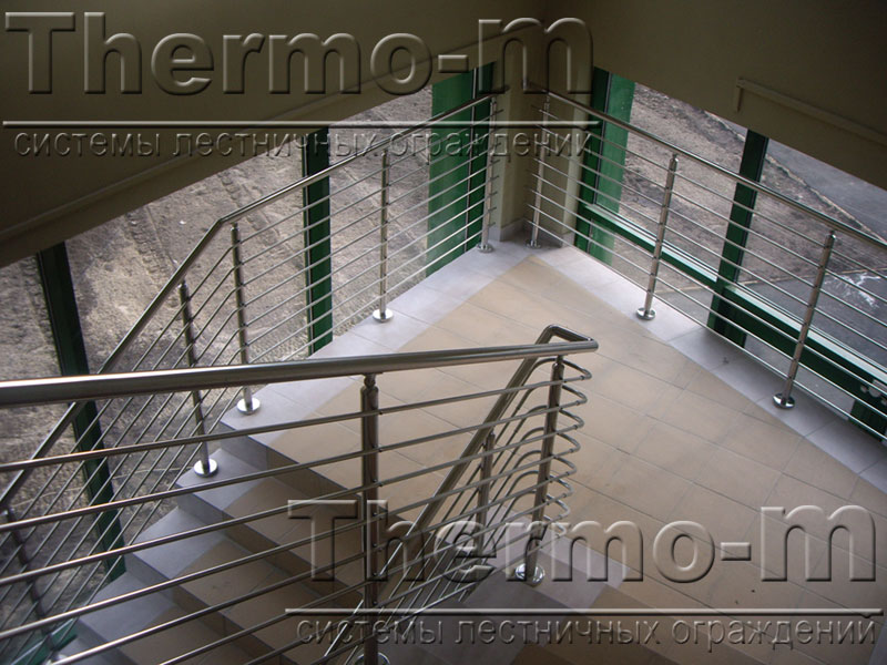 Лестницы для дома Thermo-M
