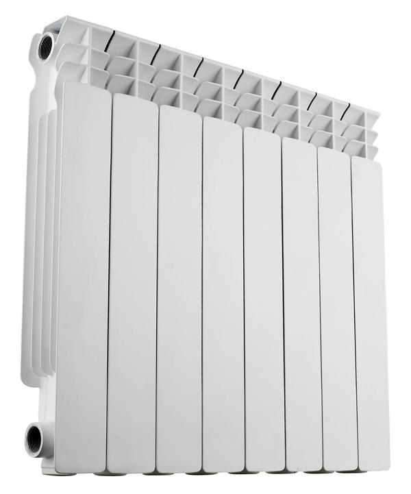 Биметалличсекий радиатор Global
