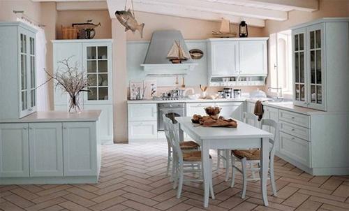 Кухня и стиль прованс - гениальное сочетание