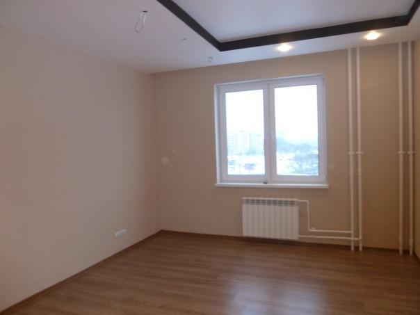 Одна квартира, две комнаты