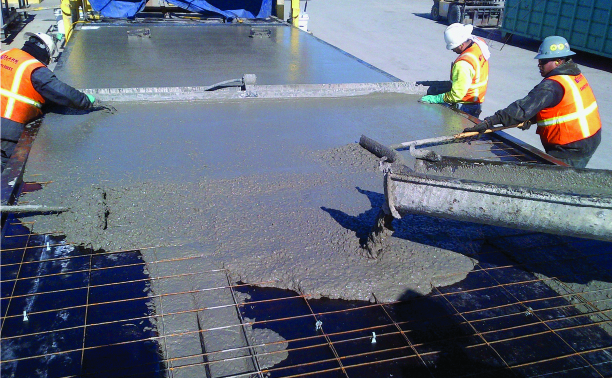 concrete admix