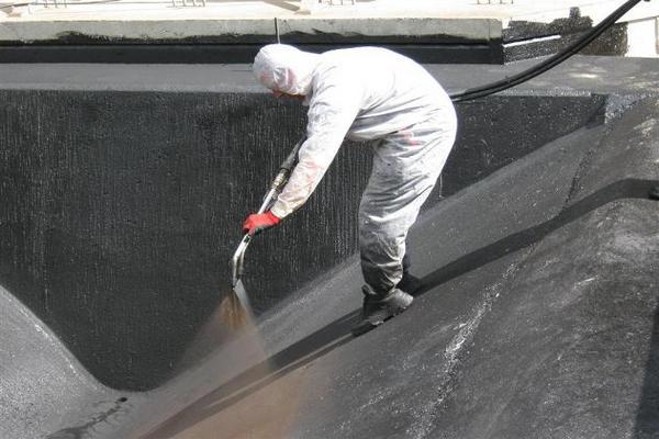 Жидкая резина – отличный гидроизоляционный материал