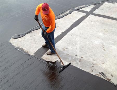 Мастика гидроизоляционная для крыш