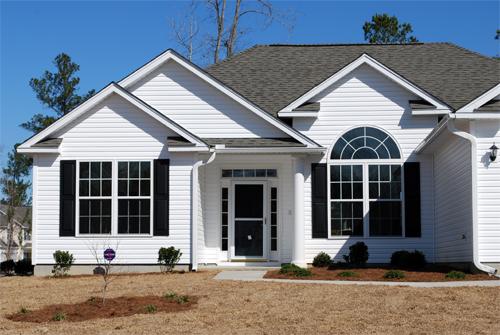 Металлический сайдинг – популярный материал для внешней отделки домов