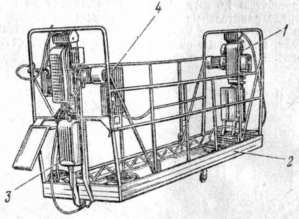 Люлька одноместная Л ОС-100-120