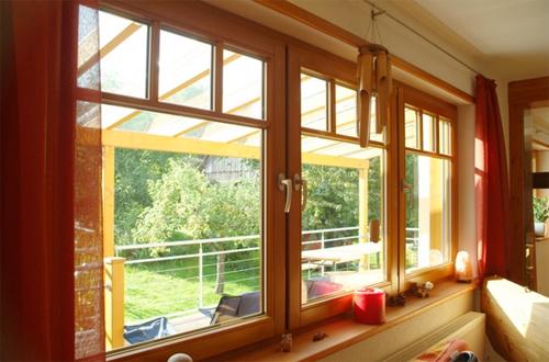 Элитные деревянные окна и их достоинства
