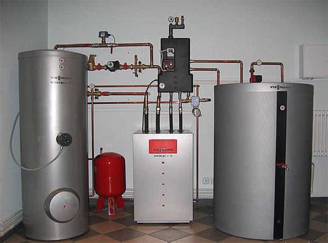 Классификация накопителей тепловой энергии