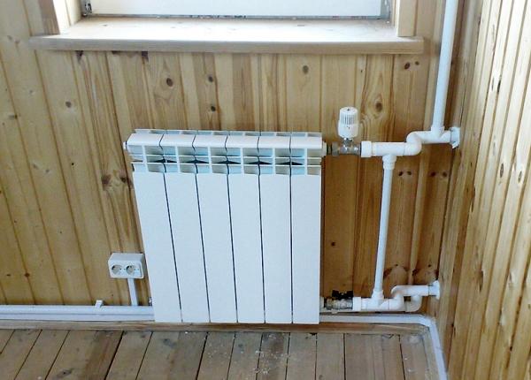 Как заменить радиаторы отопления