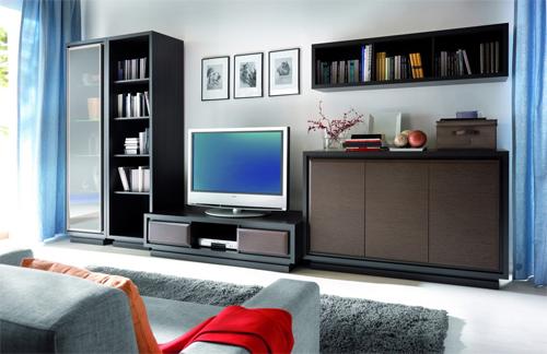 Мягкая мебель для обустройства зоны отдыха в гостиной