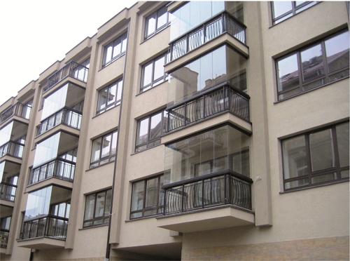 Остекление балконов: расчет стоимости