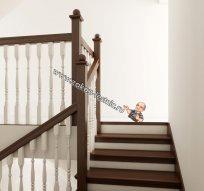Виды отделки лестниц