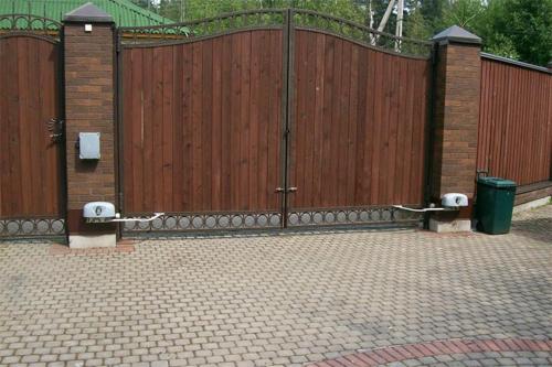 Какие ворота выбрать?