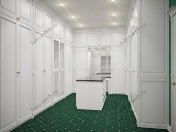 Гардеробная комната и её варианты