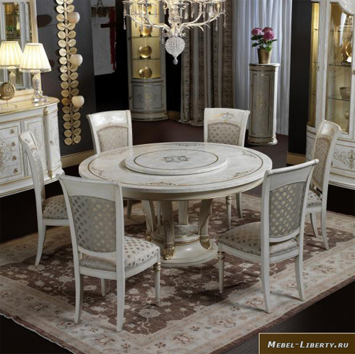 """Итальянская мебель от компании """"Либерти"""""""