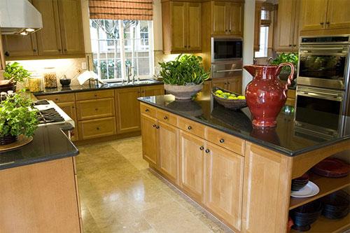 Красивая и функциональная кухня