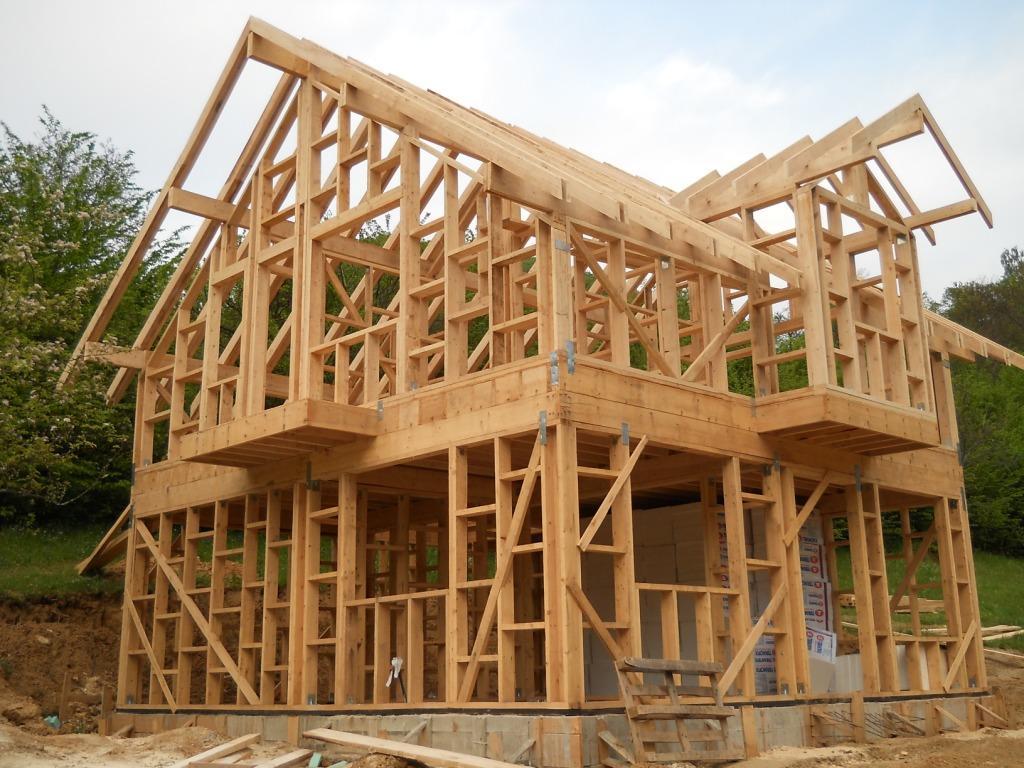 Каркасный дом строить своими руками