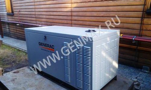 Гибридный генератор для бесперебойного электроснабжения