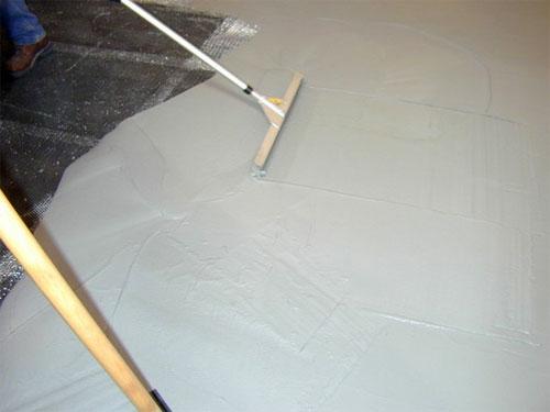 Сглаживание отпечатков от калибровочного скребка