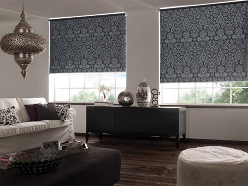 Рулонные шторы - современная замена жалюзи