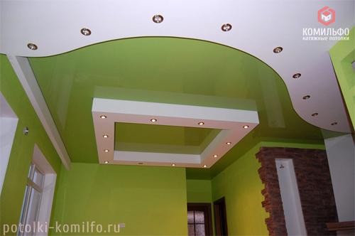 10 причин установить натяжной потолок в квартире