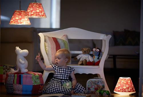 Как выбрать ночной светильник для детской комнаты?