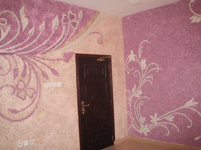 Декор стен иКак можно Баллистол своими руками