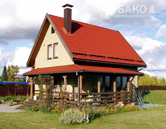Звенигород проект дома