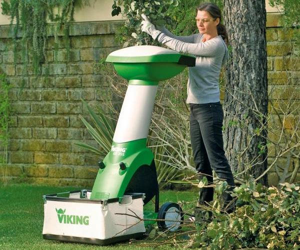 Как правильно выбрать садовый измельчитесь?