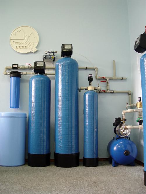 Выбираем систему очистки воды для дома