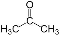 Что такое ацетон?
