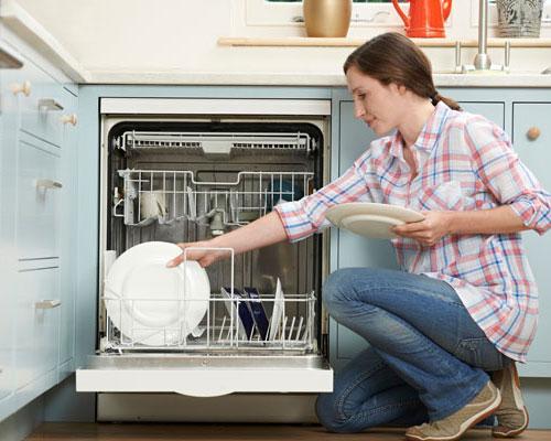 Посудомоечная машина: особенности эксплуатации