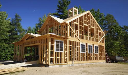 Ломаем стереотипы, или Строительство каркасных домов в любое время года