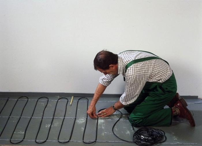 Пять ошибок при установке электрического теплого пола
