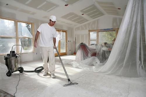 Уборка после ремонта: быстро и легко