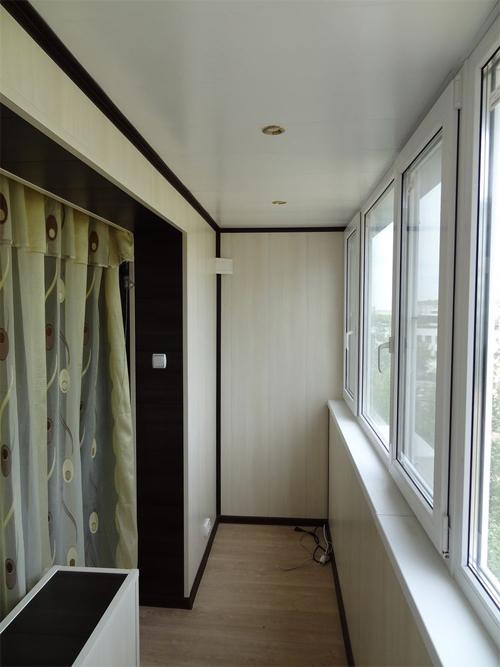 Красивый и функциональный балкон - это просто!
