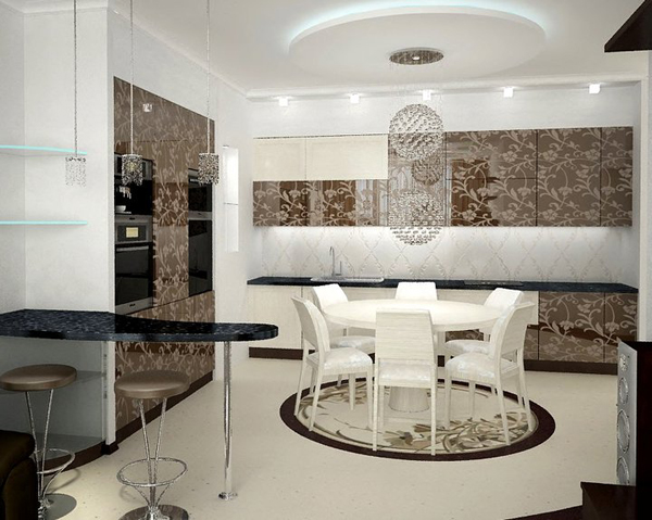 Ремонт и интерьер кухни