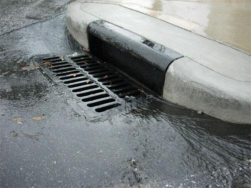 Ремонт и обслуживание ливневой канализации