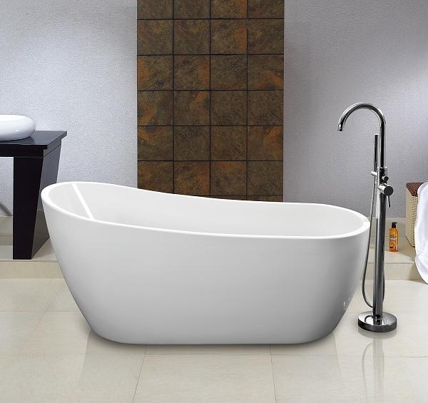 Акриловая вставка в ванну