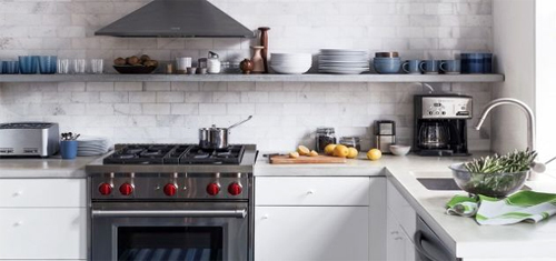 Ремонт кухонных помещений под ключ
