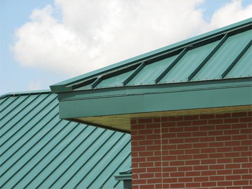 Выбираем профнастил для крыши