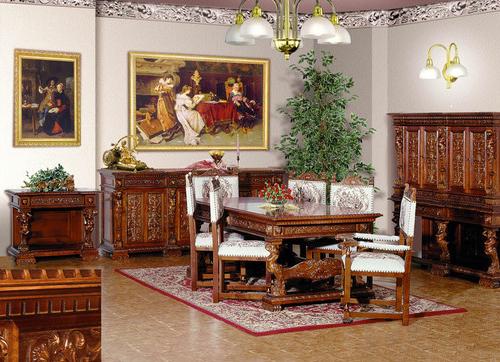 Коллекция «Italian renaissanse» фабрики MOBEX