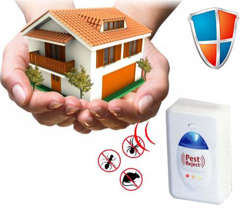 Защитные свойства PEST-REJECT