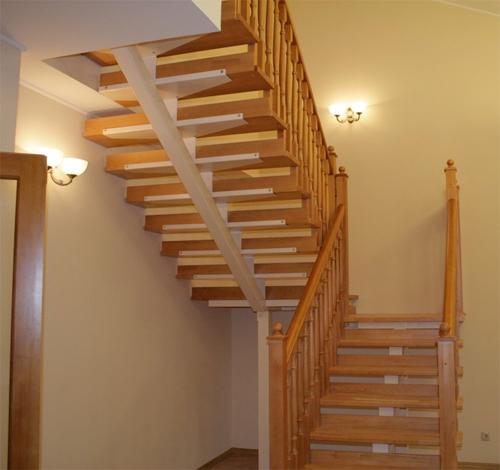 Факторы ценообразования деревянных лестниц