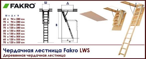 Как подобрать лестницу, ведущую на чердак?